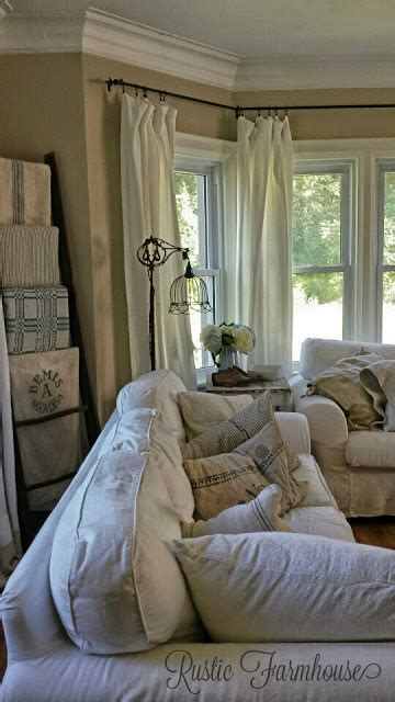 Teen Bedroom Colors by Rustic Farmhouse I Love The Color Paint And Curtains