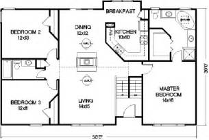 split entry house plans traditional style house plans 1579 square foot home
