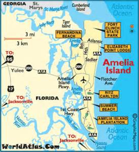 map amelia island florida map of amelia island amelia island map featuring golf