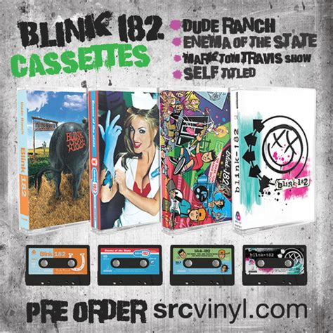 blink 182 dude ranch album four blink 182 albums are getting cassette reissues spin
