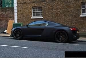 audi r8 matte black wallpaper image 154