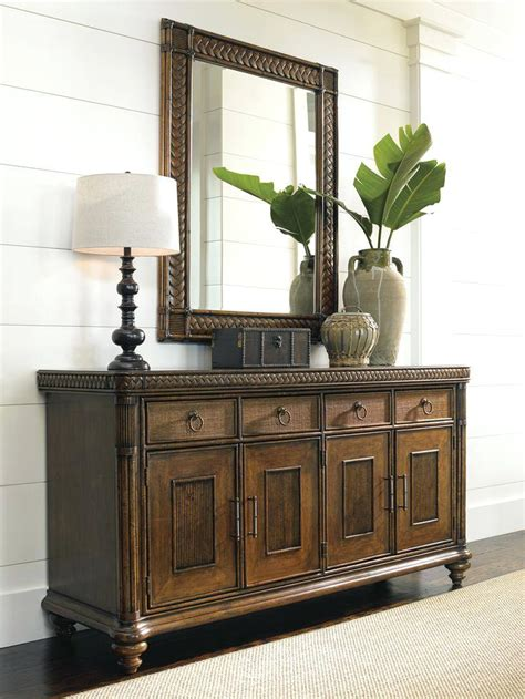 Mirror Over Buffet Dining Room Mirror Table Sconces And Buffet Mirrors Dining Room