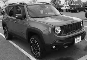 jeep colors my 2016 jeep renegade trailhawk 4x4 anvil color