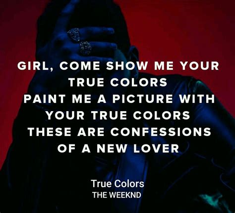 song true colors the weeknd true colors starboy starboy