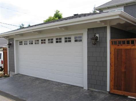 Charming 8 Ft Garage Door #1: 18-ft-garage-door-with-window-on-top.jpg