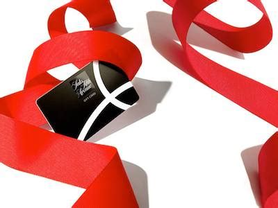 Saks Gift Cards - holiday forecasts are up as gift cards present retailers with opportunities luxury
