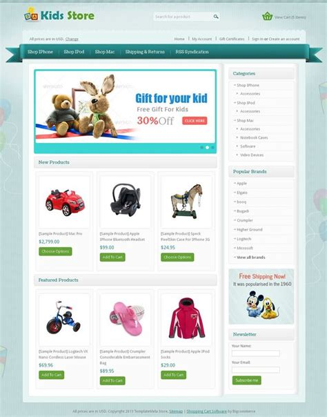 28 big commerce templates shop design easy with