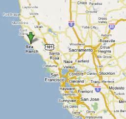 sea ranch california map sea ranch tennis club