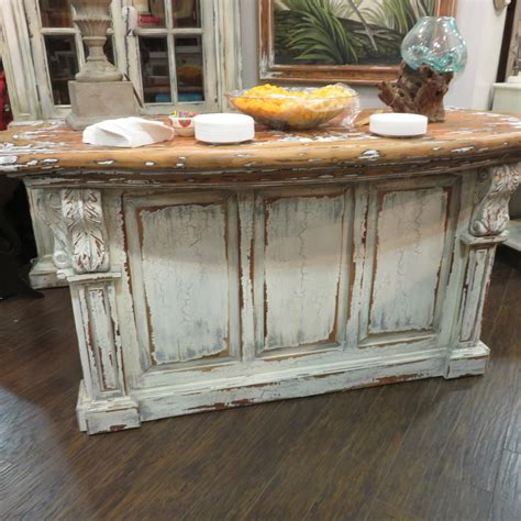 french kitchen islands corbels french kitchen island majestic fog distressed