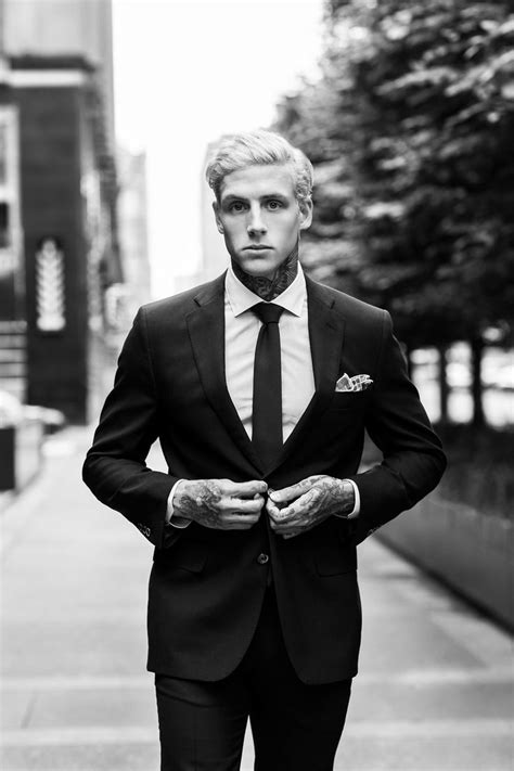 suits and tattoos best 25 s formalwear ideas on shop