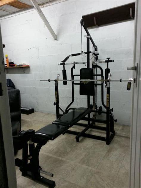 Banc De Musculation Kettler Sport by Troc Echange Banc De Musculation Kettler Sport Sur