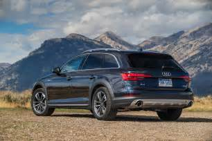 2017 audi a4 allroad test review