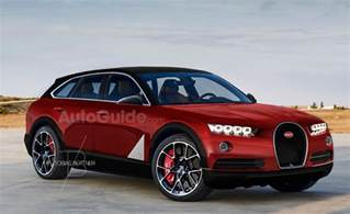 Bugatti Cheapest Price Is This Imagined Bugatti Suv Awesome Or Stupid