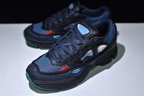 raf simons boots 2018 2018 wholesale 2018 raf simons consortium ozweego 2 iii outdoor shoes sneakers with r logo for