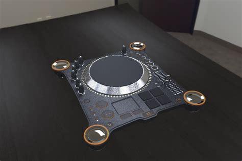 mix table dj dj mix table autodesk 3ds max stl other 3d cad model grabcad