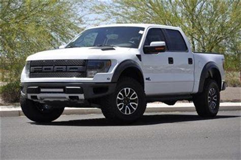 purchase new 2013 ford f 150 svt raptor truck crew cab