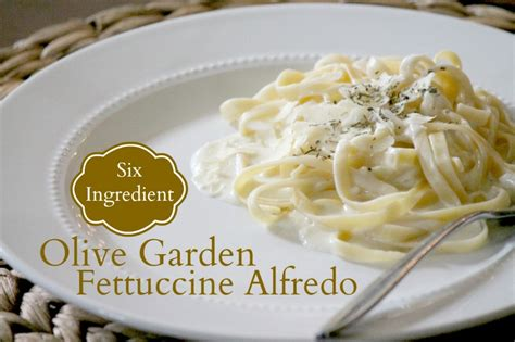 Shrimp Fettuccine Alfredo Recipe Olive Garden by Olive Garden Fettucine Alfredo Recipe Gardens Powder And Restaurants