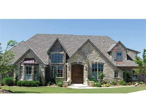 one story french country house plans with stone country 301 moved permanently