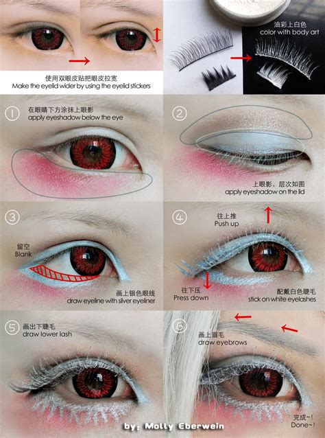 tutorial makeup cosplay male cosplay eyes make up tutorial by mollyeberwein on deviantart