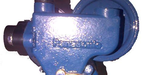 Pompa Air Panasonic 75 Watt Otomatis Pompa Air Panasonic 75 Watt Rumah Pompa