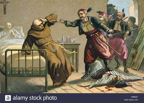Ottoman Turks Of Armenians By Ottoman Turks Abdul Hamid 1895 1896 Stock Photo Royalty Free