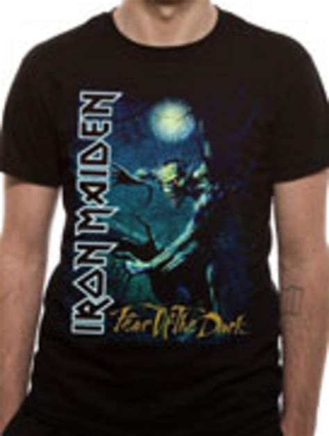 T Shirts Iron Maiden 106 iron maiden fear of the t shirt buy iron maiden