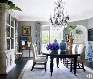 Blue And White Dining Room by Hamptons Blue And White Dining Room The Dining Room