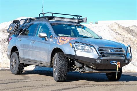 subaru outback offroad wheels 2015 subaru outback off road conversion tap into