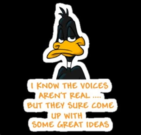 famous daffy duck quotes
