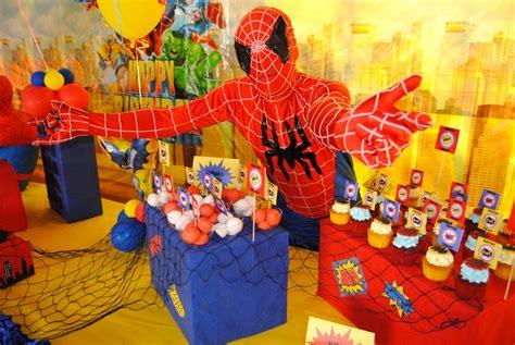 tema a tema organizzazione feste di compleanno a tema supereroi a milano