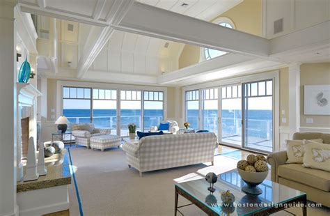 cape cod style living room