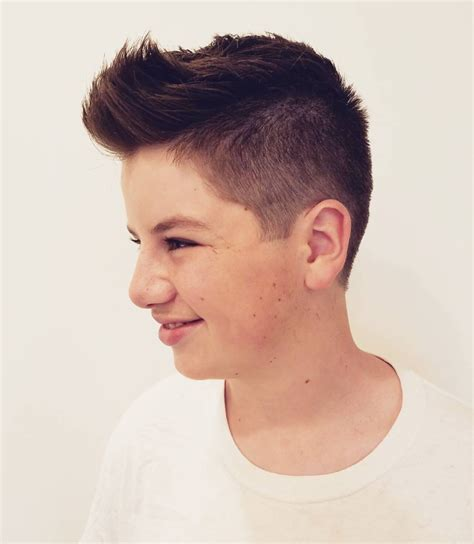 Boys Fade Hairstyles | 25 boys faded haircut designs ideas hairstyles