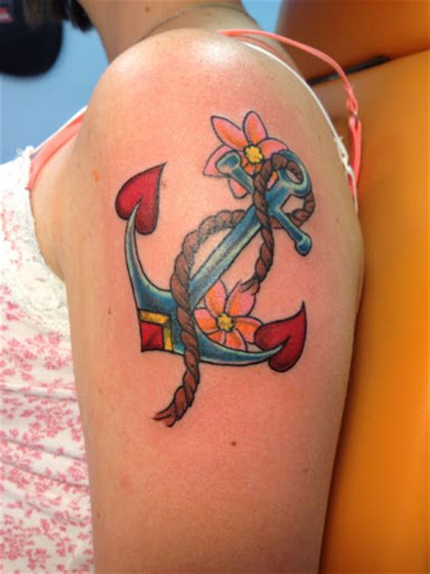combination tattoo designs superlative anchor tattoos designs for all ohh my my
