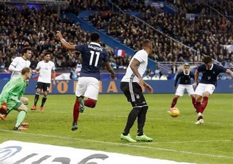 tabla de posiciones de la eurocopa 2015 francia derrot 243 a alemania y suma confianza para la