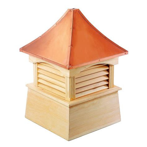 directions coventry 36 in x 49 in wood cupola with