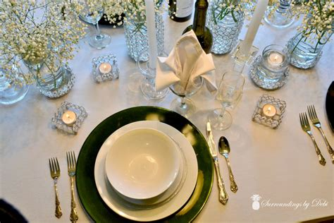 simple elegant table settings 8 easy steps for creating elegant table settings