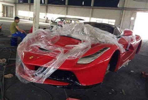 mansory cars replica first laferrari replicas already in production yes but