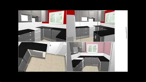 cr馥r cuisine 3d conception installation devis pose cuisine ikea ms
