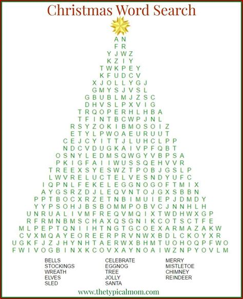 best 25 christmas word search ideas on pinterest