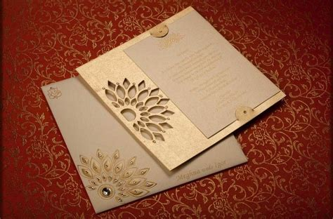 lotus cut work wedding invitation inspiration engagement pictures wedding and