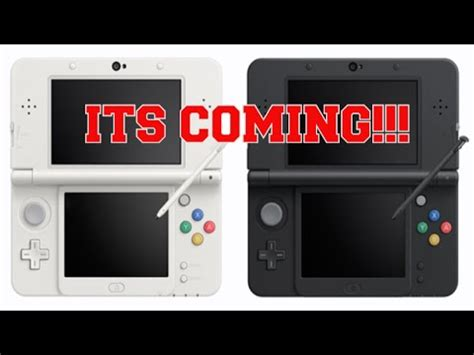 regular new nintendo 3ds coming to america its about time