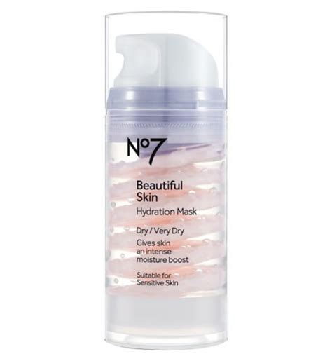 no 7 hydration masks exfoliators skincare no7 boots