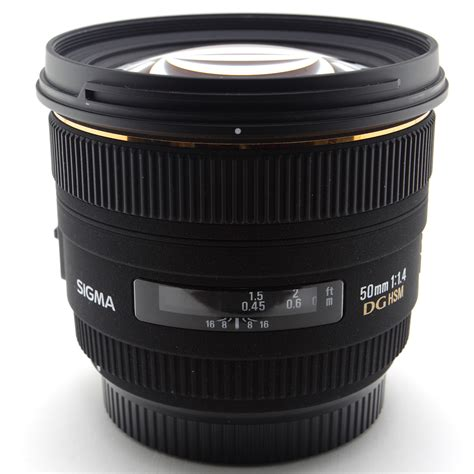 Sigma 50 Mm 1 4 sigma 50mm f 1 4 ex dg hsm lens wikiwand