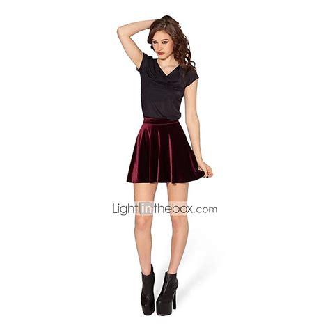 Rok Velvetvelvet Umbrella Skirty smk s velvet umbrella skirt 2823088 2017 49 97
