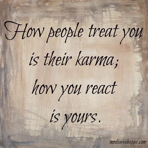 Karma Quotes Quotes About Karma Quotesgram