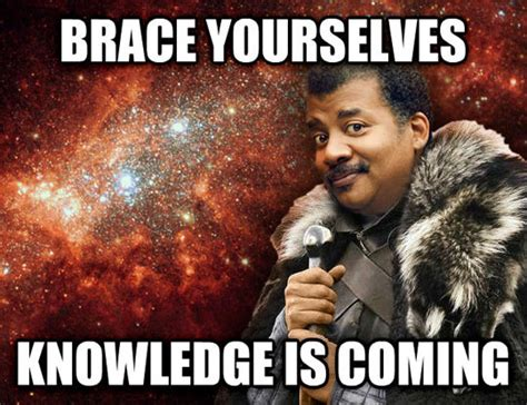 your selves on neil degrasse tyson hosting cosmos