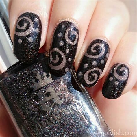 spiral pattern nails spiral nail เล บลายก นหอยทรงสเน ห