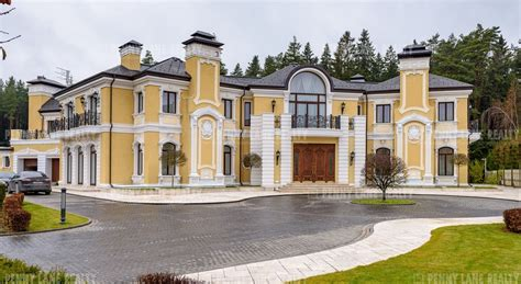 houses in russia 29 000 square foot mega mansion in russia homes of the rich