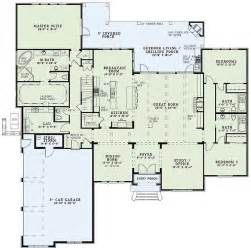 european floor plans european style house plan 4 beds 4 baths 3766 sq ft plan 17 2477