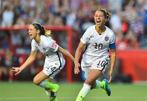 14 morgan brian southern soccer scene usa 2 germany 0 to reach wc final